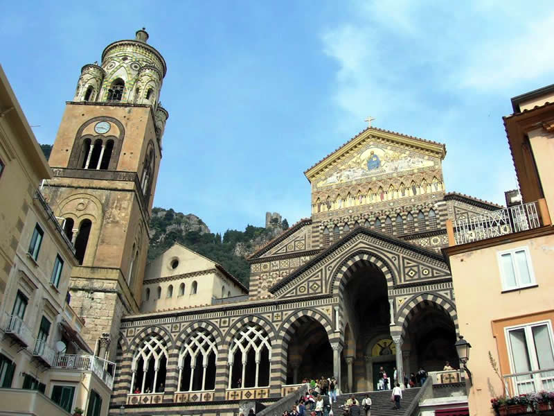 Cathedral of Amalfi: Amalfi tour guide