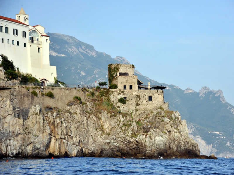 Convent of St. Anthony: Amalfi tour guide