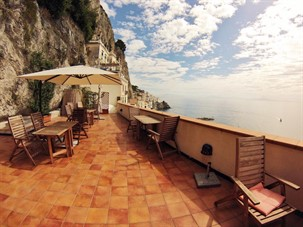 amalfi bed and breakfast: B&B Il Porticciolo di Amalfi